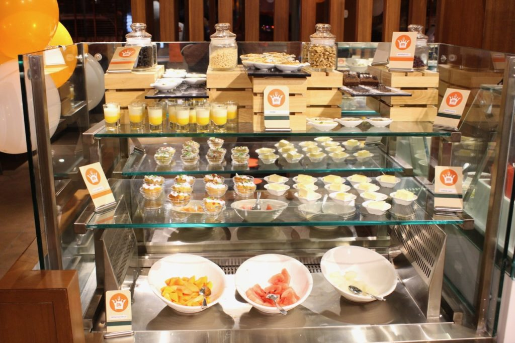 barbeque nation price