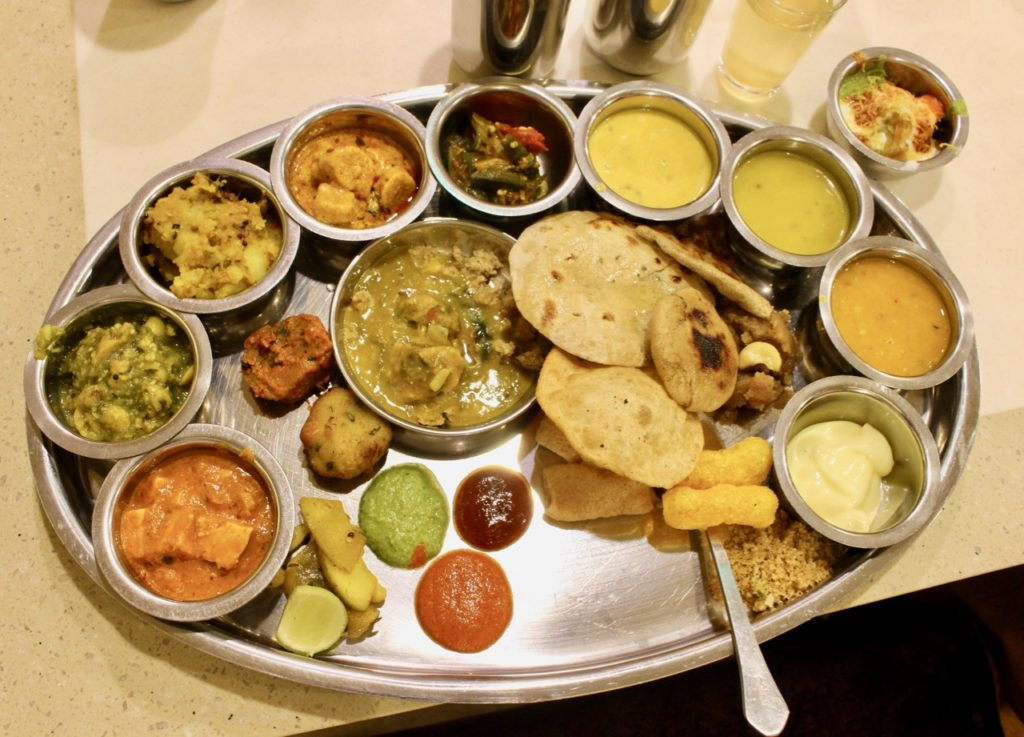 Indian thali in dubai related keywords indian thali in for Atithi indian cuisine